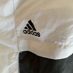 Adidas wind breaker/rain jacket